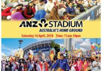 Sydney BOISHAKHI MELA 2018    ANZ Stadium