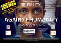 Photo Exhibition: Brutality Against Humanity    Melbourne